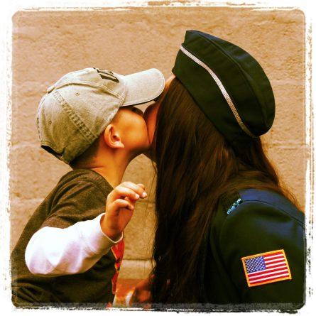 USO-kiss