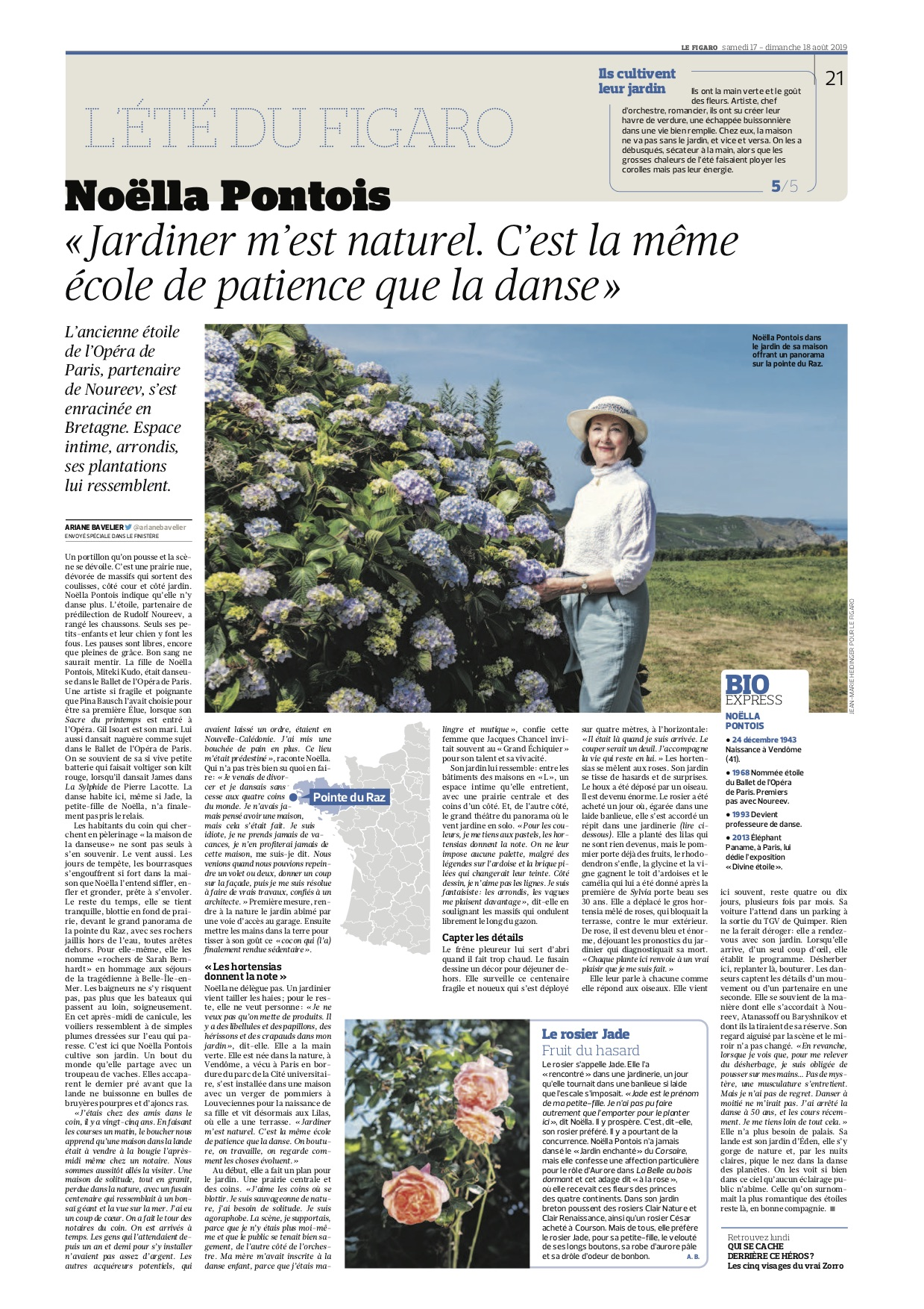 FIGARO 17 AOUT