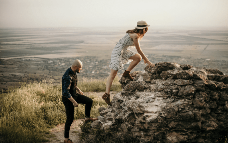 Why relationship problems are really problems in our level of state of mind.