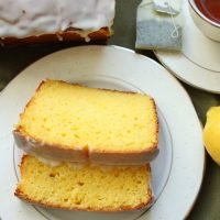 Copycat Starbucks Iced Lemon Pound Cake