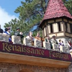 Colorado Renaissance Festival in Larkspur Colorado