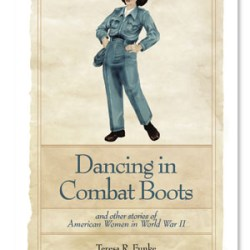 Dancing in Combat Boots book cover