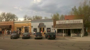 Historic Downtown Niwot
