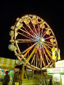 Carnival at the Larimer County Fair