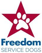 Freedom Service Dogs LOGO