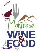 Montrose Food & Wine Festival logo 2012