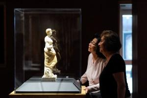 DMNS Pompeii statue
