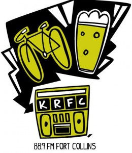 Bikes & Beer Show logo krfc
