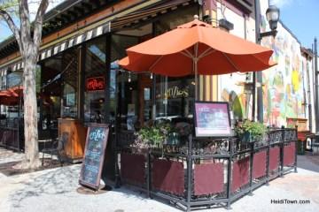 Enzio's in Fort Collins, Colorado HeidiTown.com