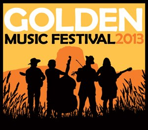 Golden Music Festival Logo