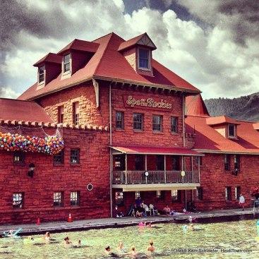 Spa of the Rockies at Hot Springs Pool in Glenwood Colorado HeidiTown