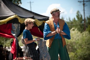 Laughter at the Pagosa Renaissance & Pirates Festival. Courtesy photo