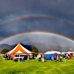 Crestone Music Festival Photo by Lori Nagel of Sunflower Studios