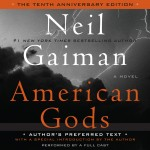 American gods audio book