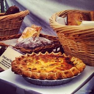 Pagosa Bakery at the Farmer's Market. HeidiTown.com