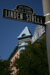 Linden Street Old Town Fort Collins. Courtesy Photo for HeidiTown.com