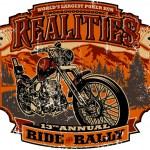 realities ride poker run logo