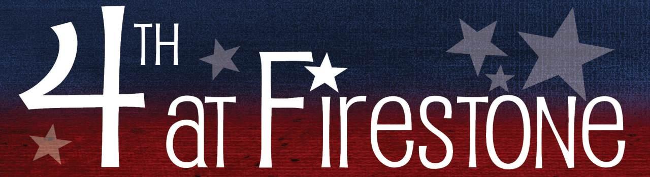 Firestone 4th of July Logo
