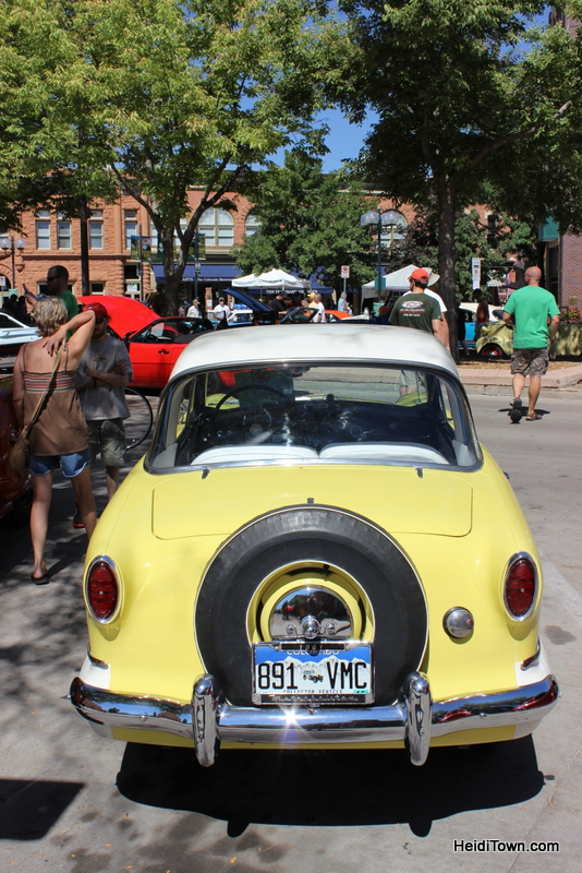 Nelsen's Old Town Car Show 2013 - 9