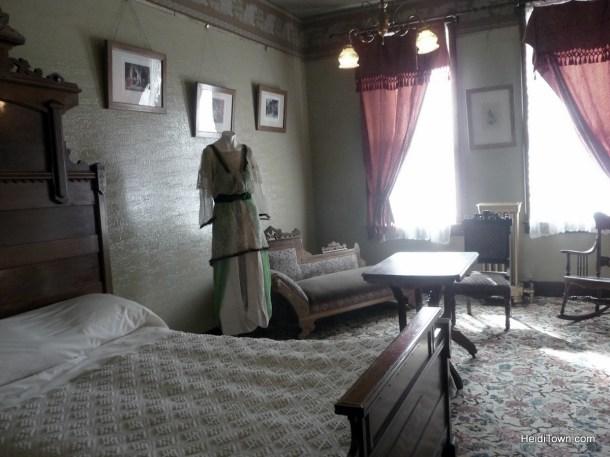 Hotel de Paris Museum in Georgetown, Colorado. HeidiTown.com