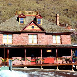 Telluride Museum. Telluride Historical Museum. HeidiTown.com