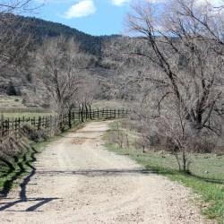 Sylvan Dale Guest Ranch in Loveland, Colorado. Nature Walk. HeidiTown.com