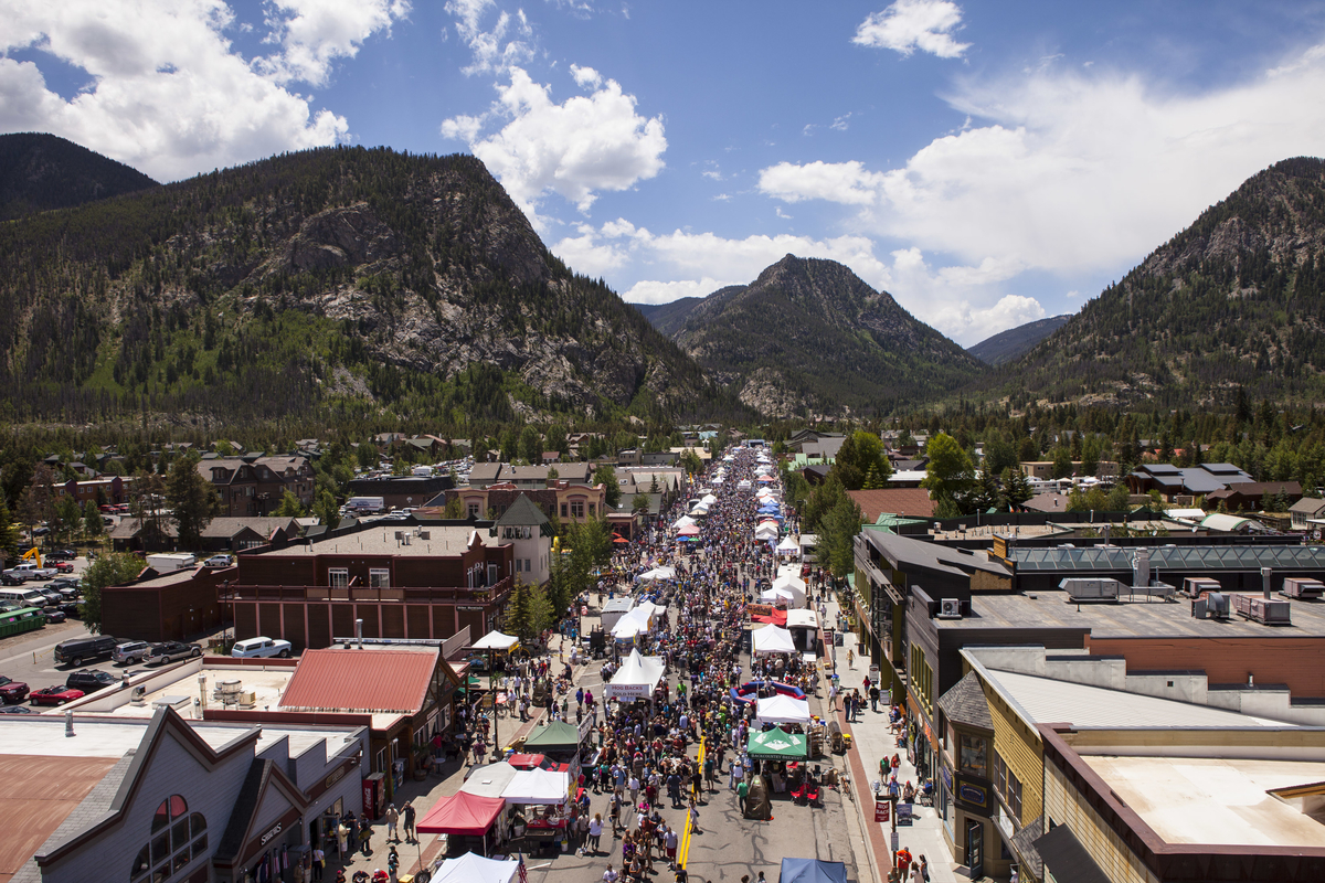 2012 Town of Frisco Barbecue Challenge, Frisco, Colorado