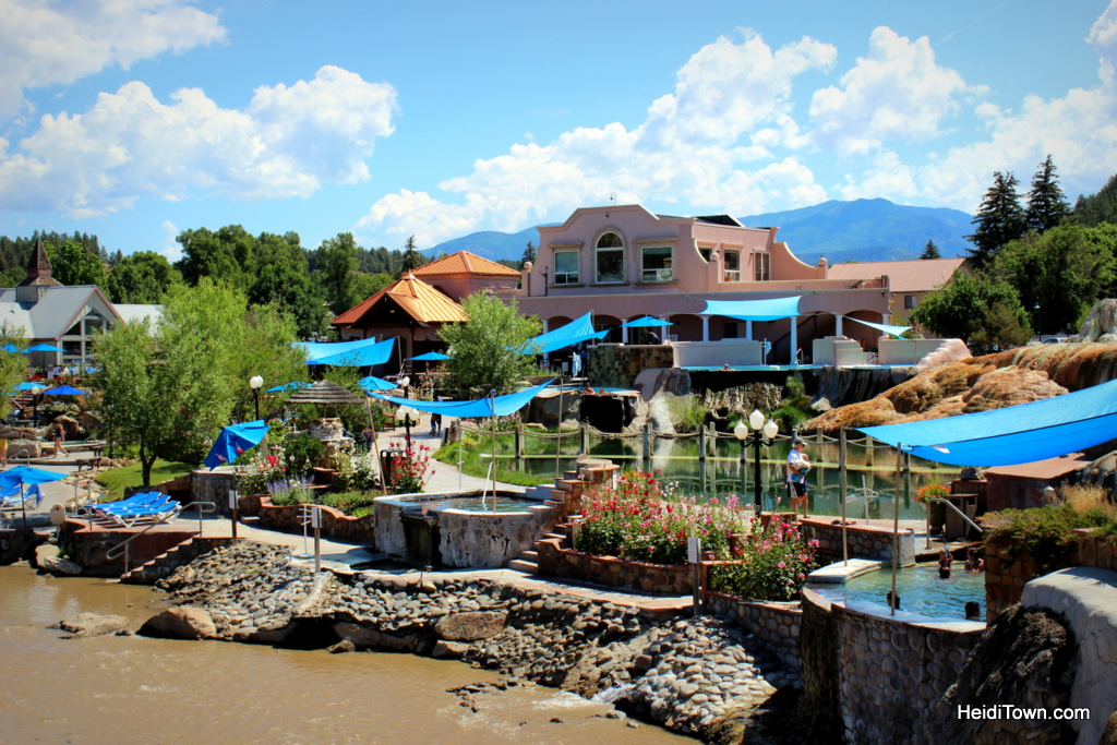 The Springs Resort in Pagosa Springs, Colorado. Which Colorado hot spring is right for you. HeidiTown.com