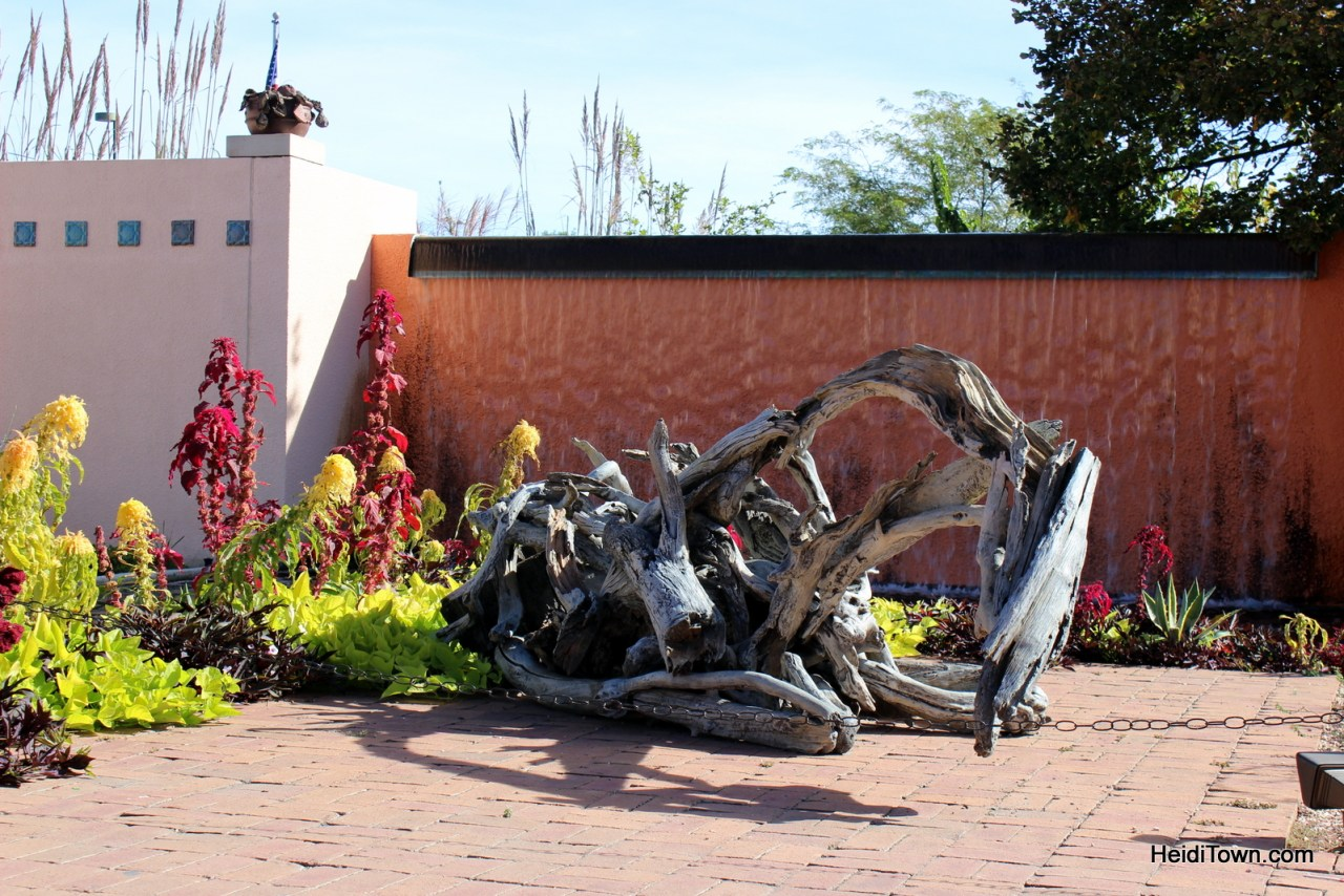 A fall visit to the Denver Botanic Gardens. HeidiTown (1)