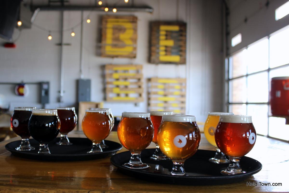 Beers In The Boat Steamboat Springs' Exploding Beer Scene. Storm Peak Brewing Company. HeidiTown.com