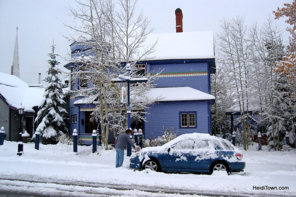 A stay at Colorado Trail House in 2007. HeidiTown.com
