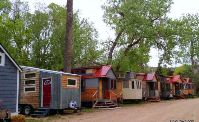 A Stay At Colorado S Only Tiny Home Hotel