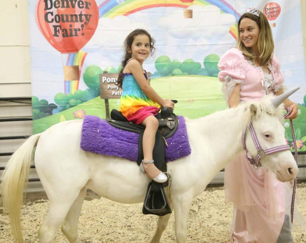 Kids bored this summer Let HeidiTown help Denver County FAir