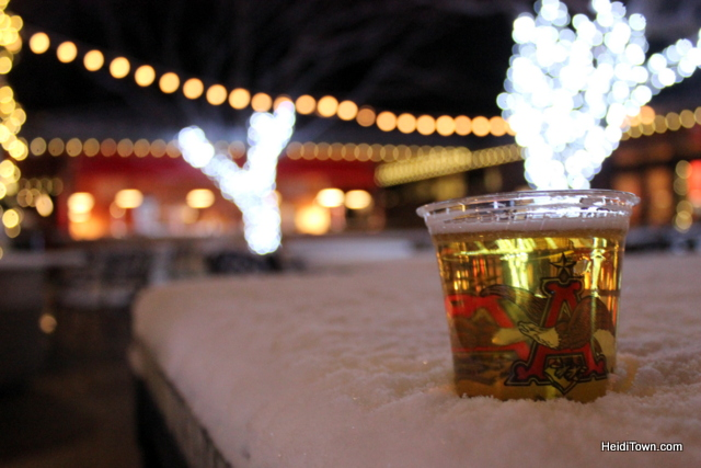 Brewery Lights Delight in Fort Collins, Colorado
