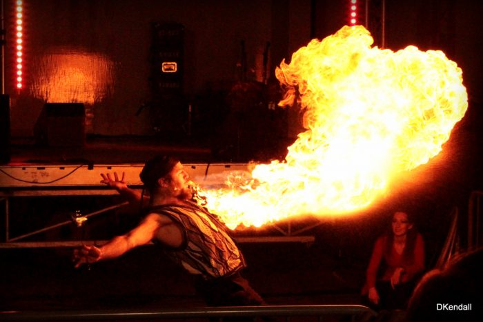 Featured Festival Loveland Fire & Ice Festival, fire performer, courtesy photo