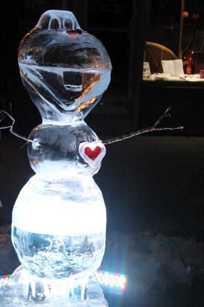 Featured Festival Loveland Fire & Ice Festival, ice sculpture, courtesy photo