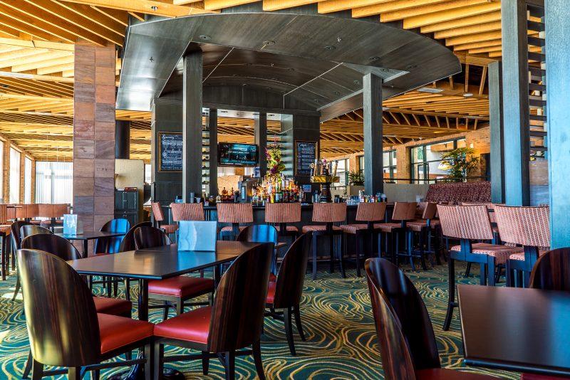 A Staycation at Hilton Denver Inverness in the Denver Tech Center Fireside
