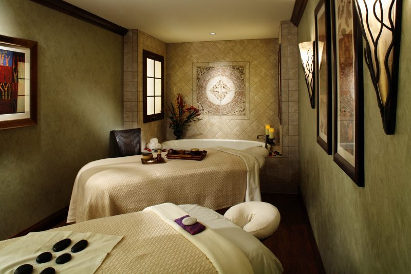 A Staycation at Hilton Denver Inverness in the Denver Tech Center. The Spa