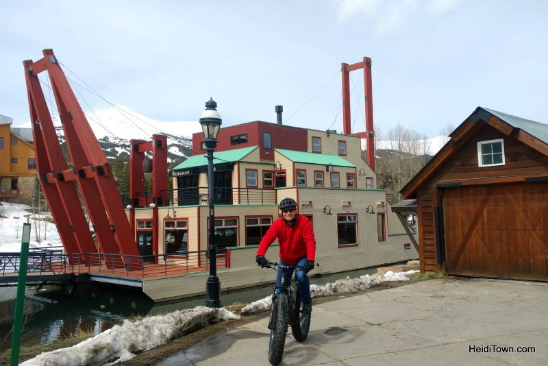 Beer, Bourbon & Fat Bikes in Breckenridge, Colorado. HeidiTown (1)