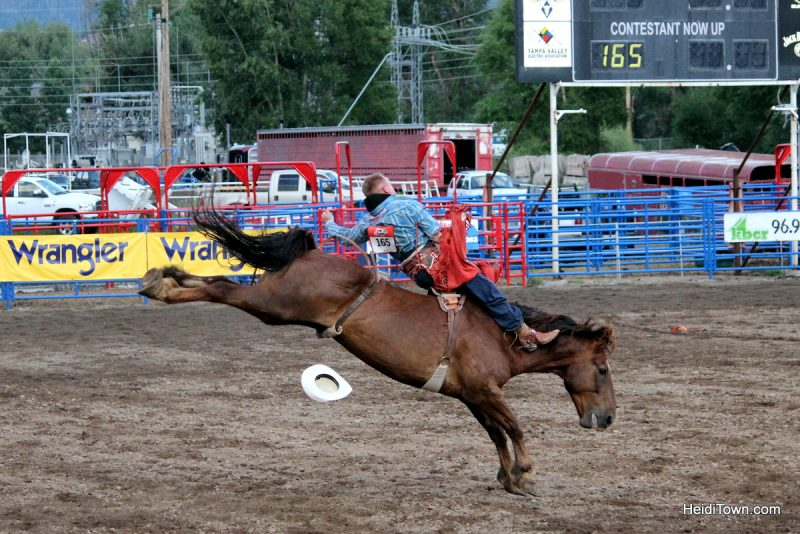 Six Reasons to Visit Steamboat Springs this Summer. Pro Rodeo. HeidiTown.com