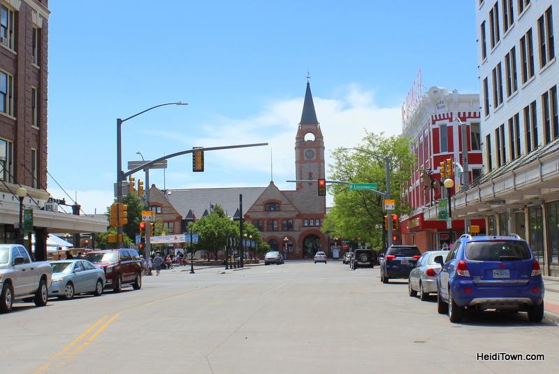 So you think you know Cheyenne Think Again. street scene. HeidiTown.com