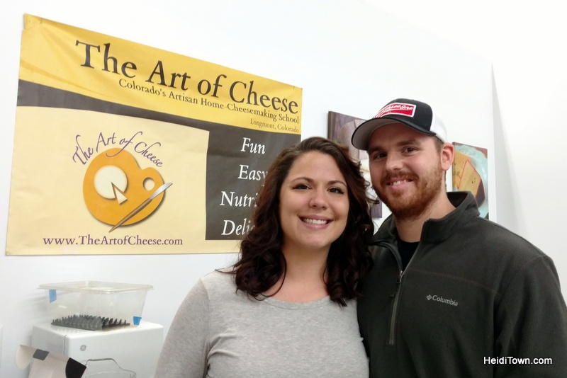 Cheese Making Class in Longmont is Deliciously Fun HeidiTown (5)