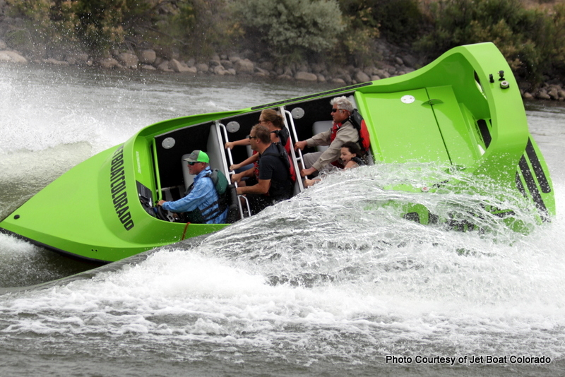 Jet Boat Colorado The Most Fun You Can Have with Wet Clothes On 4. HeidiTown.com
