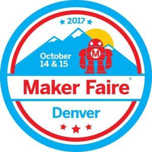 Denver Marker Faire 2017 logo