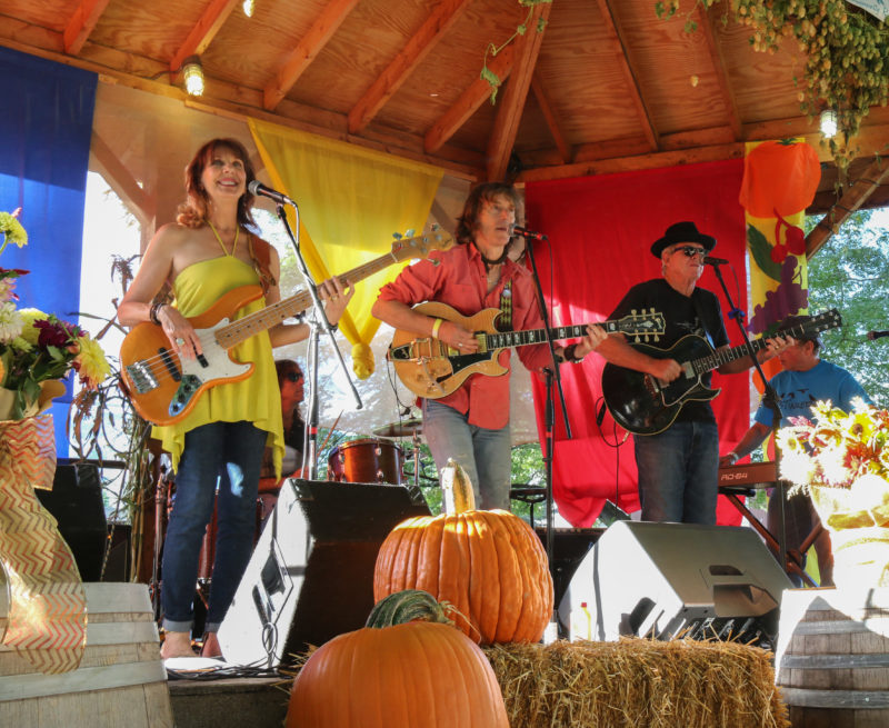 Featured Festival Mountain Harvest Festival 2017, Paonia, Colorado Harvest Fest All Star Band