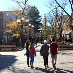 The Mayor Goes Shopping on the Pearl Street Mall in Boulder, Colorado (11)