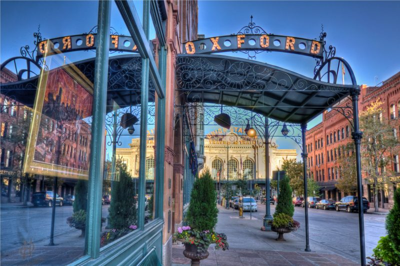 Art & Luxury in Denver Her Paris & The Oxford Hotel Photo courtesy of The Oxford Hotel