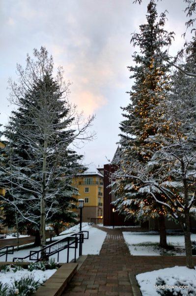 Five Reasons to Love Vail, Colorado. Lionshead area. HeidiTown.com