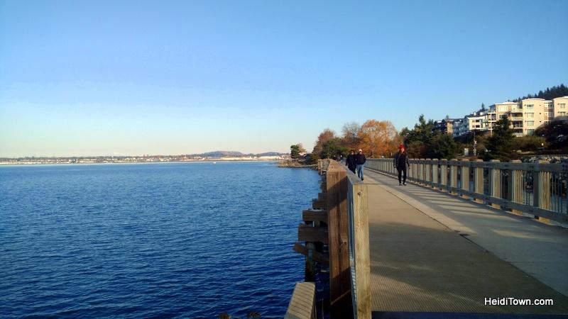 A Visit to Bellingham, Washington, the Mayor's Homeland. Boardwalk HeidiTown.com
