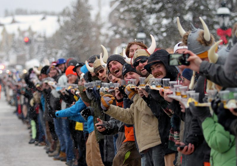 Party Hardy at These 3 Colorado Winter Festivals, ullr fest_louie traub